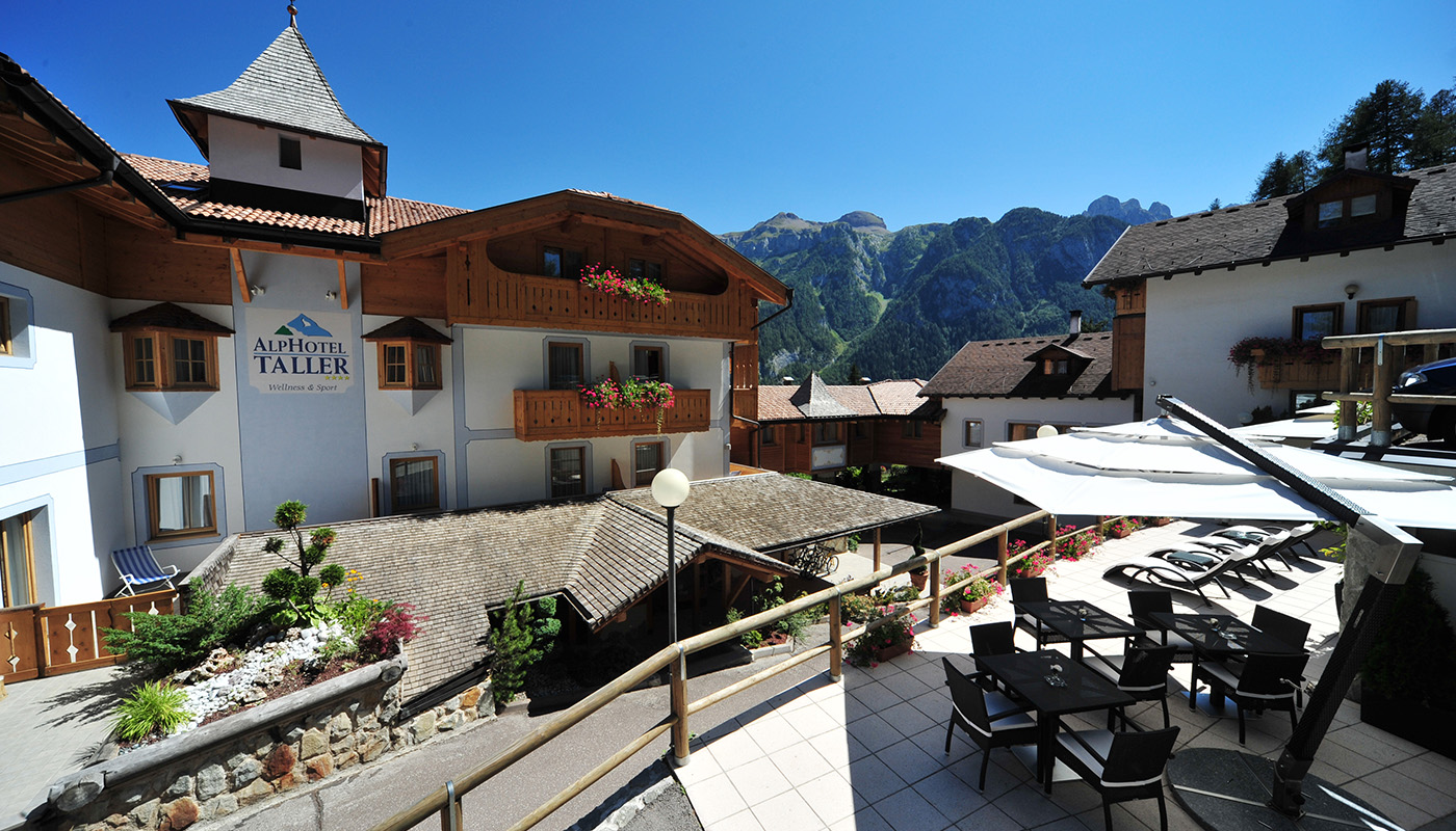 Your wellness hotel in the Dolomites Brenta